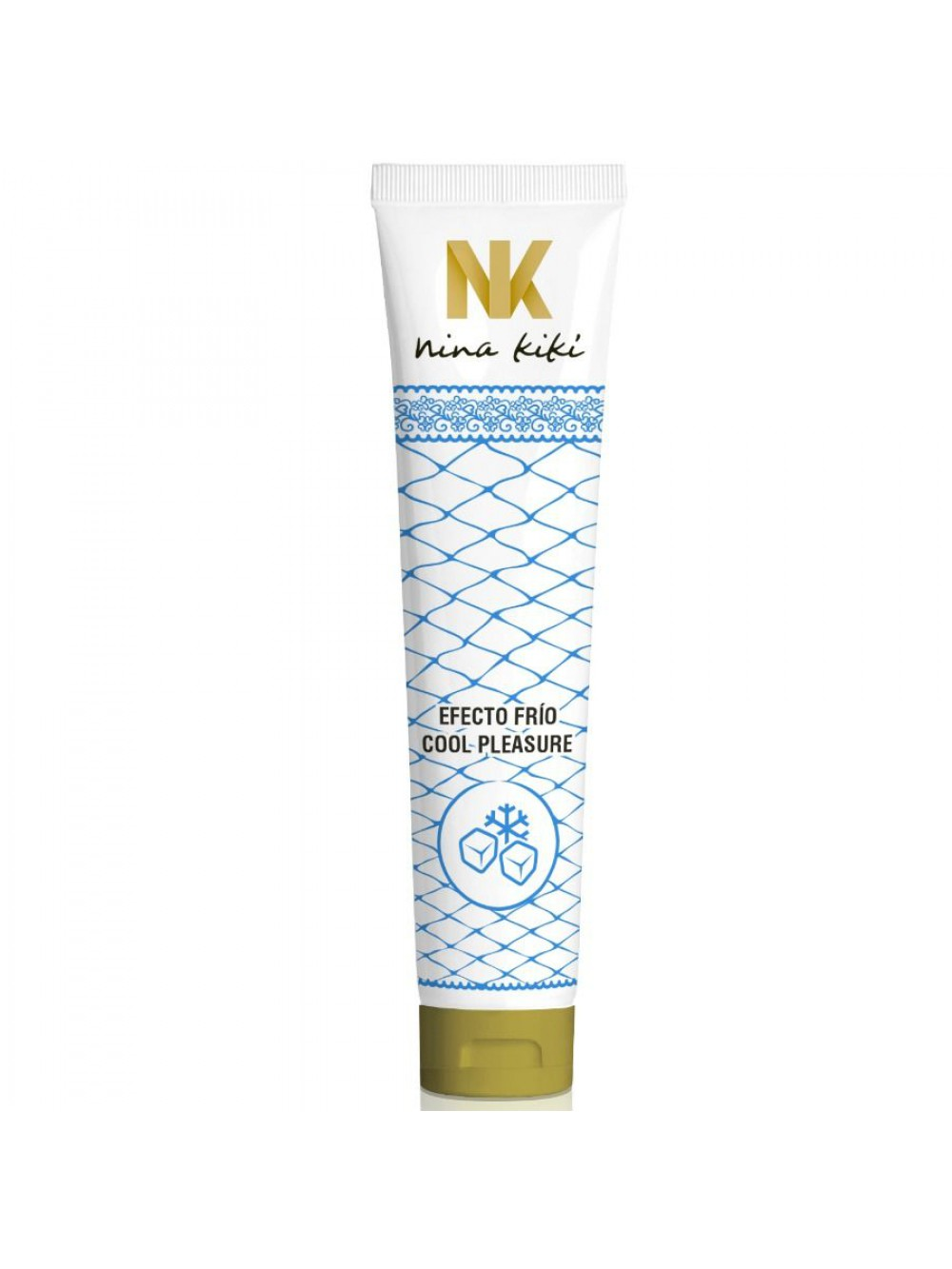 NINA KIKI COOLING EFFECT LUBRICANT 125 ML 8425402155554