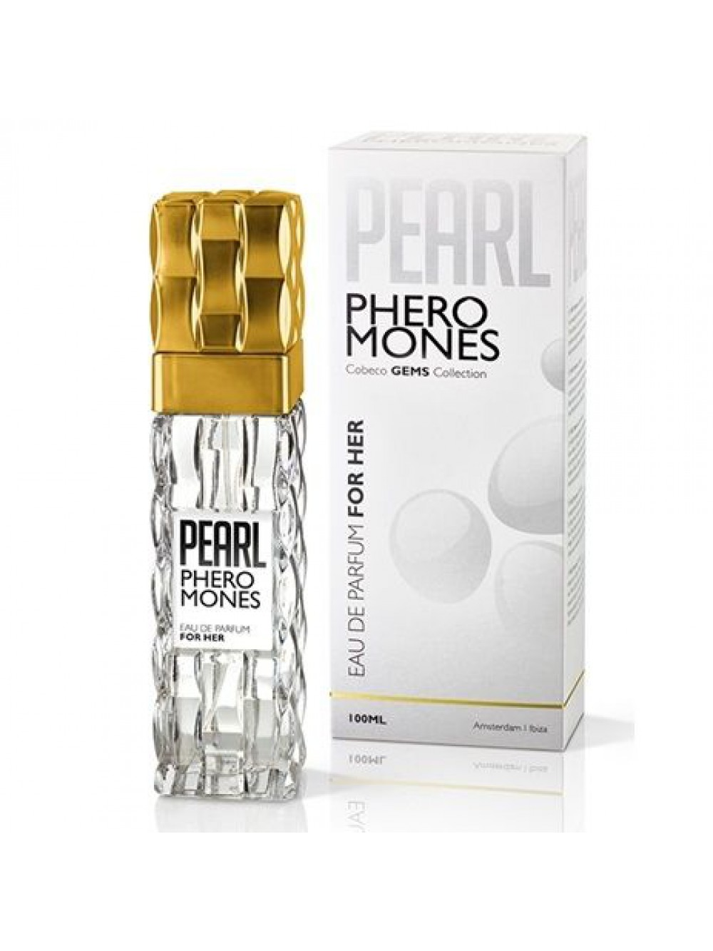 PEARL PHEROMONES EAU DE PARFUM FOR HER  100ML 8718546545627