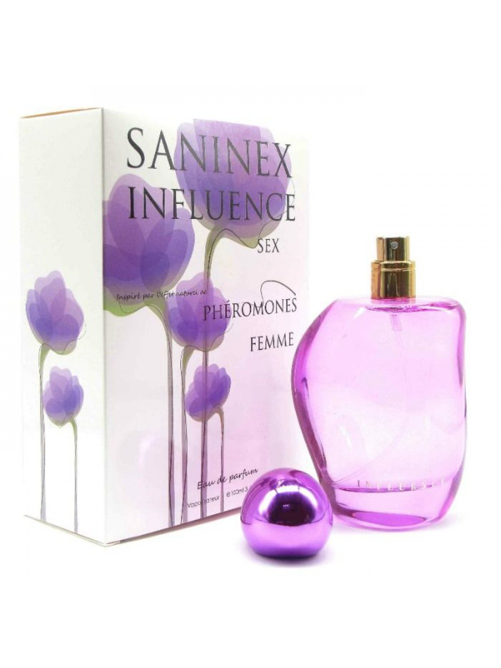 PERFUME WOMAN PHEROMONES SANINEX INFLUENCE SEX. 8984686901955