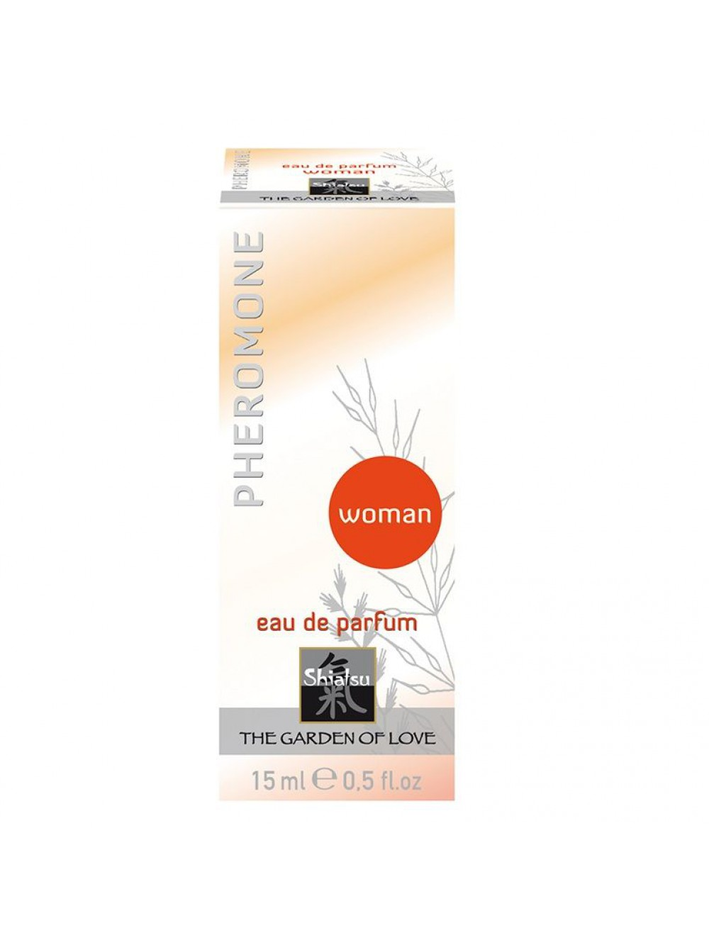 PHEROMONES EAU DE PARFUM THE GARDEN OF LOVE 15 ML 4042342003031
