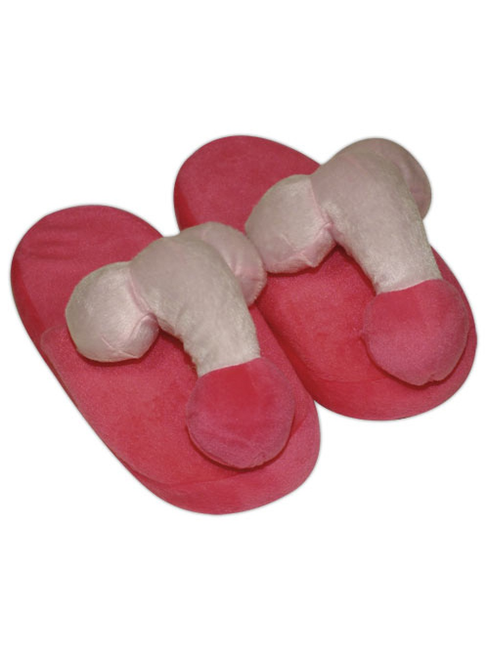 Pink-coloured penis slippers 4024144779932