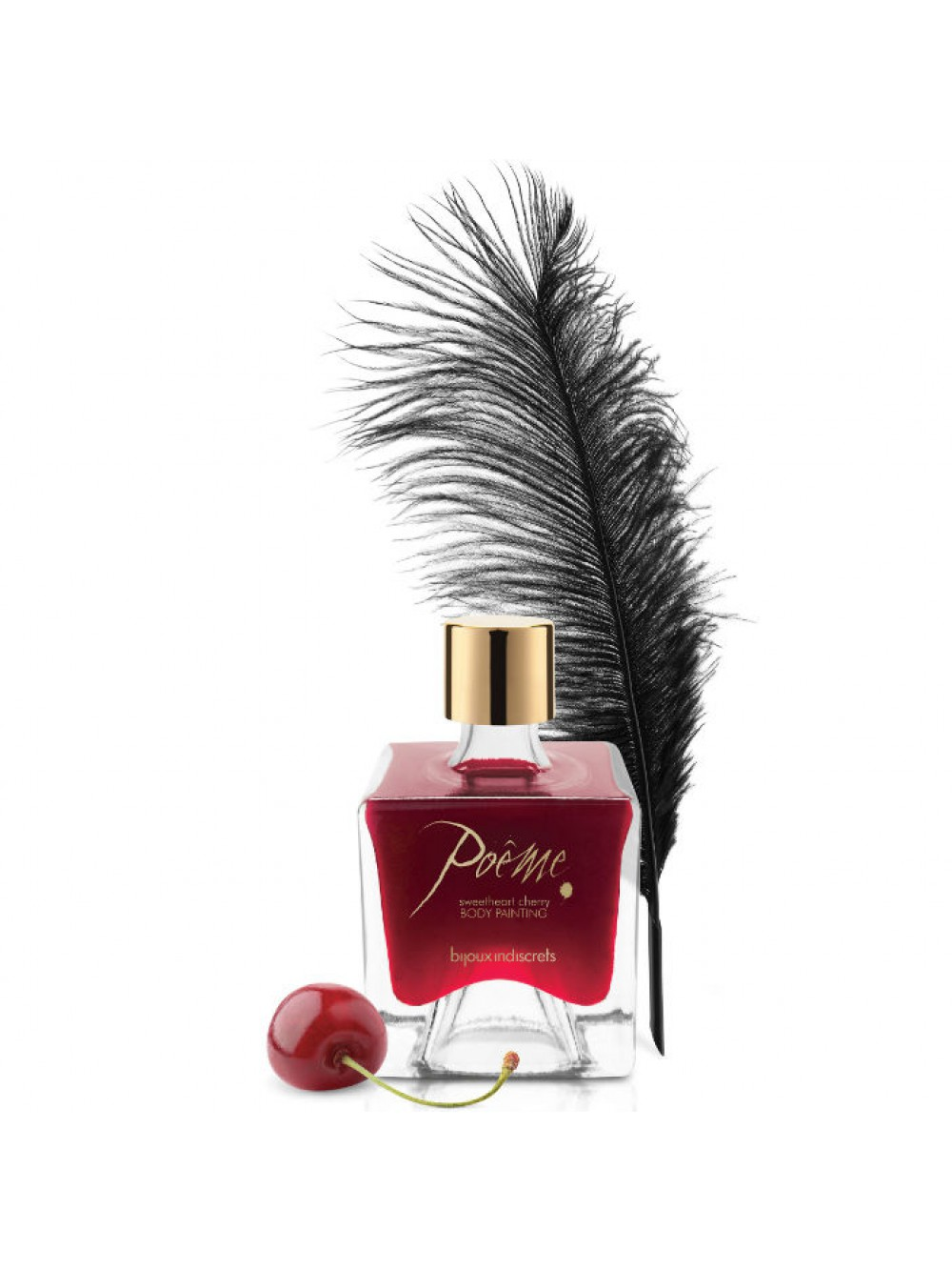 POEME BODY PAINTING LIMITED EDITION SWEETHEART CHERRY 8436562010256