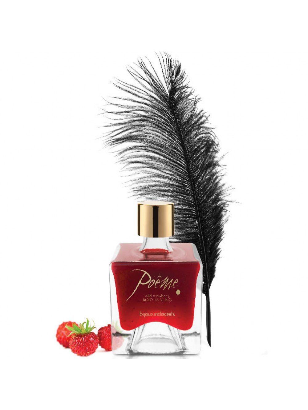 POEME BODY PAINTING WILD STRAWBERRY 8436562010034