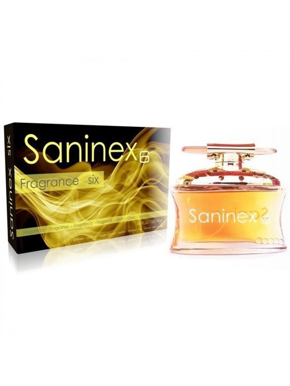 SANINEX 6 WOMAN PERFUME FEROMONAS MUJER 100ML 8984686901160