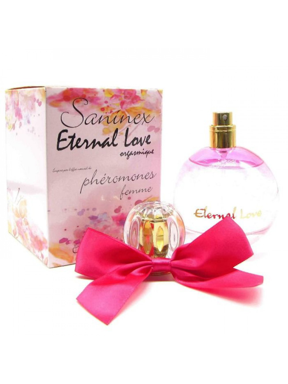 SANINEX WOMAN SCENT ETERNAL LOVE ORGASMIQUE 8984686901900