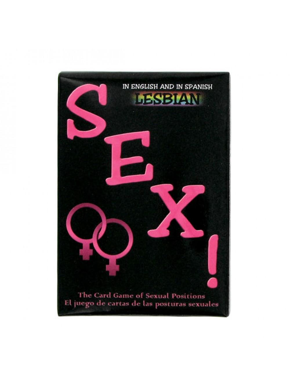 SEX! LESBIAN 825156102350
