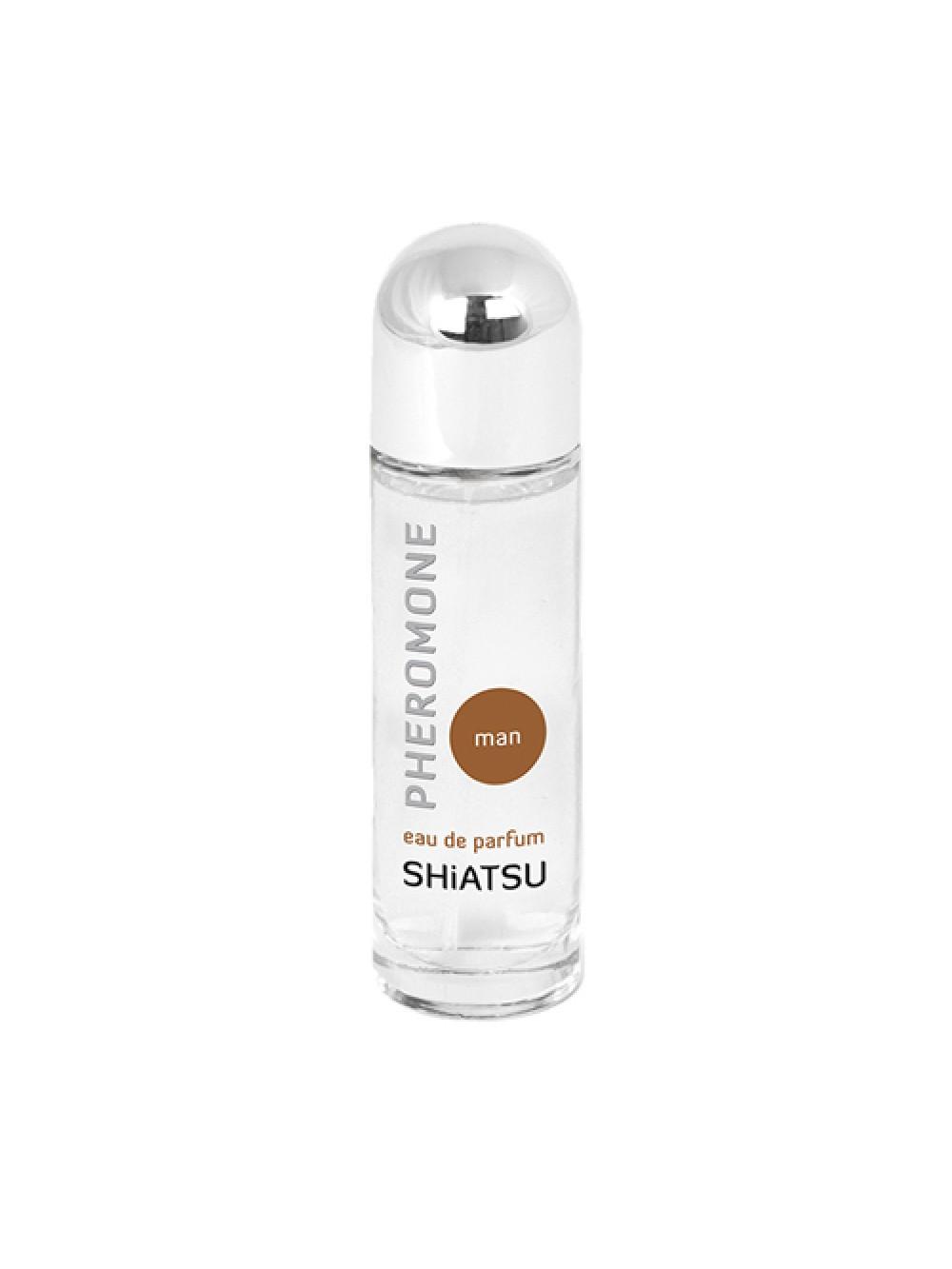 Shiatsu Pheromone Perfume Man 25 ml 4042342003000