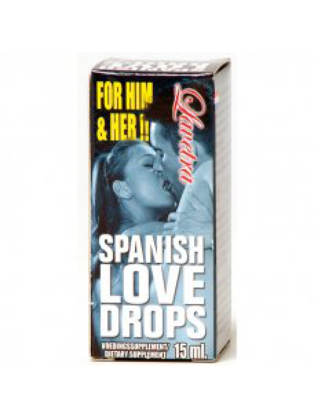 SPANISH LOVE DROPS LAVETRA 15 ML 8718546540639