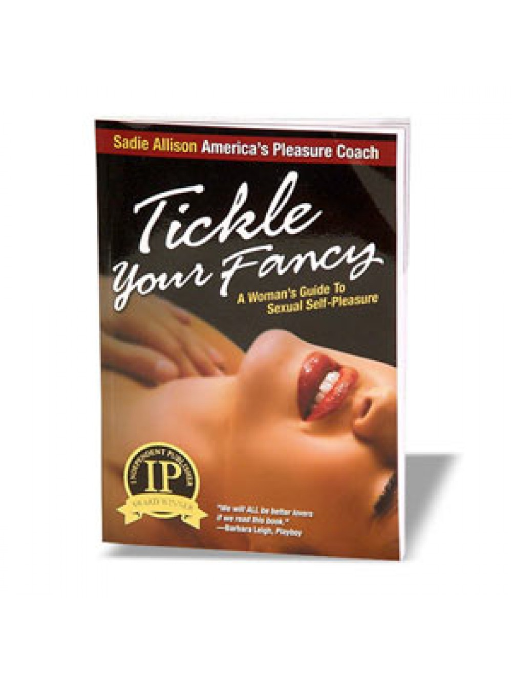 Tickle Your Fancy Ladies Self Pleasure Guide Book 9780970661104
