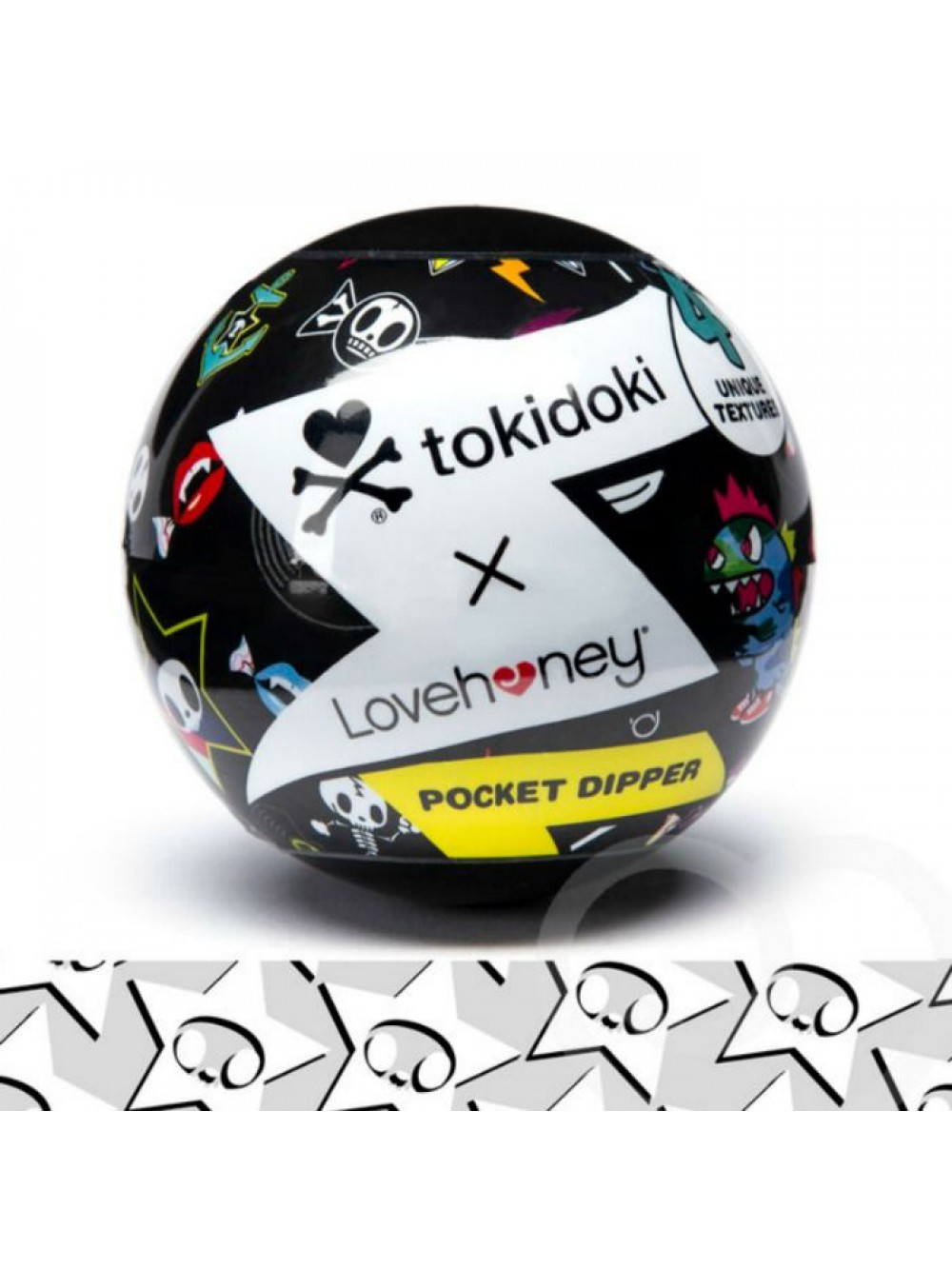 TOKIDOKI TEXTURED PLEASURE CUP STARS 5060481965040