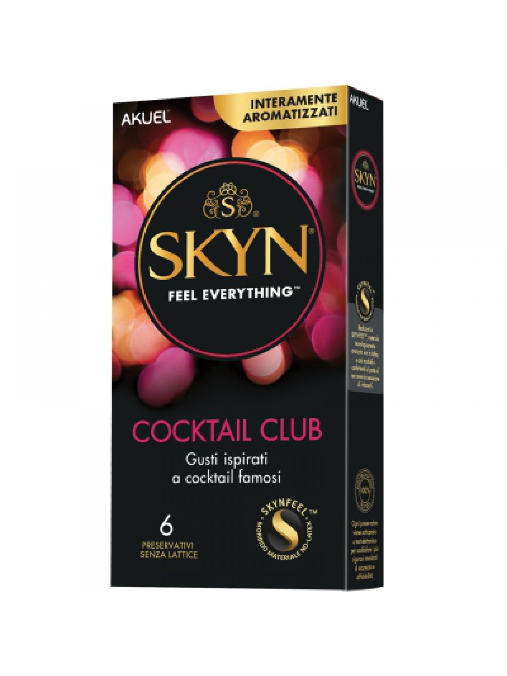 Skyn Cocktail 6 p.