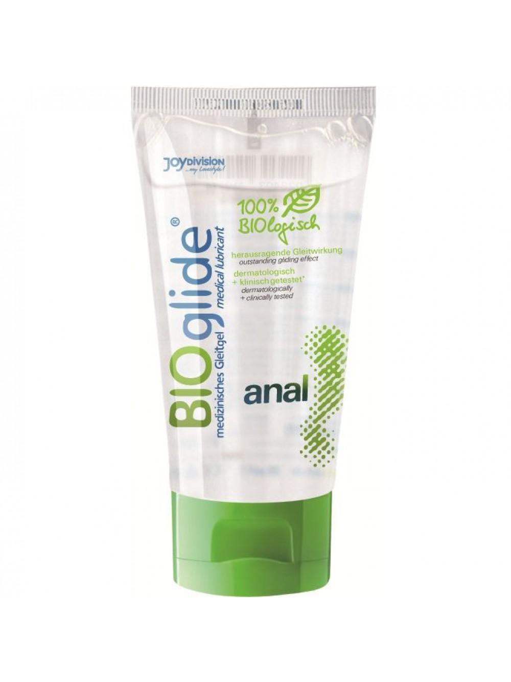 BIOGLIDE ANAL LUBRICANT 80 ML