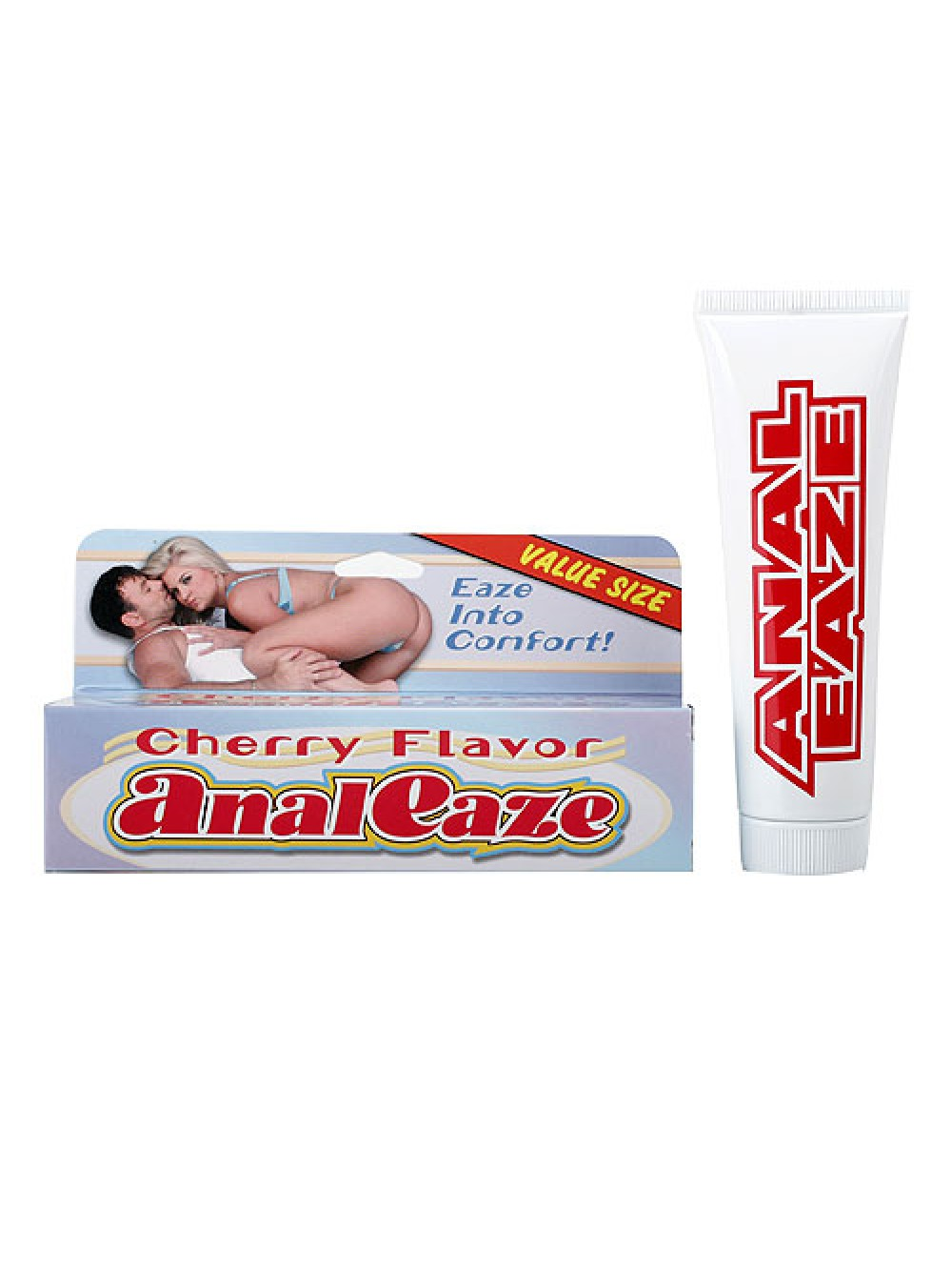 Cherry Flavour Anal Eaze