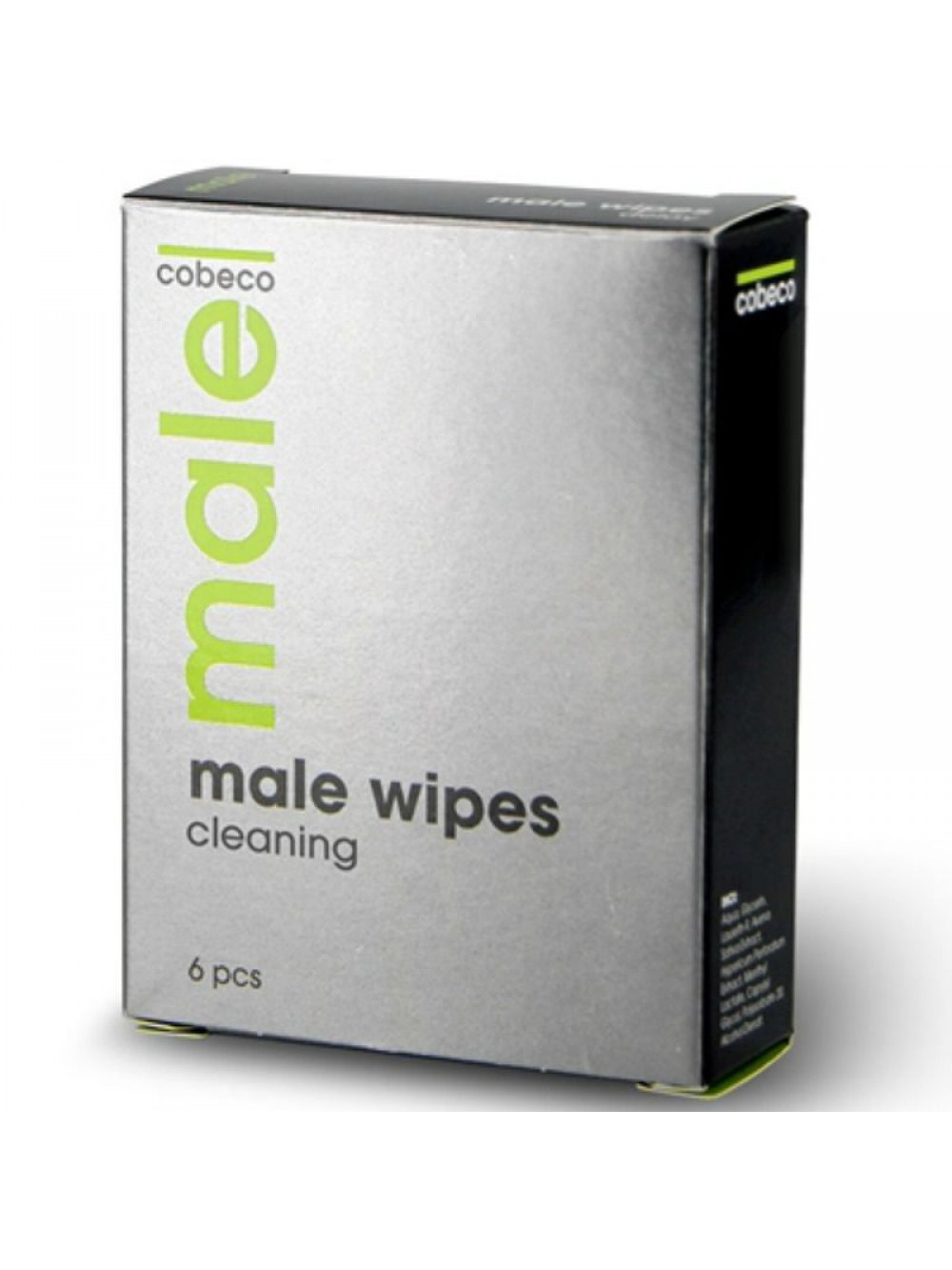 COBECO MALE WIPES CLEANING