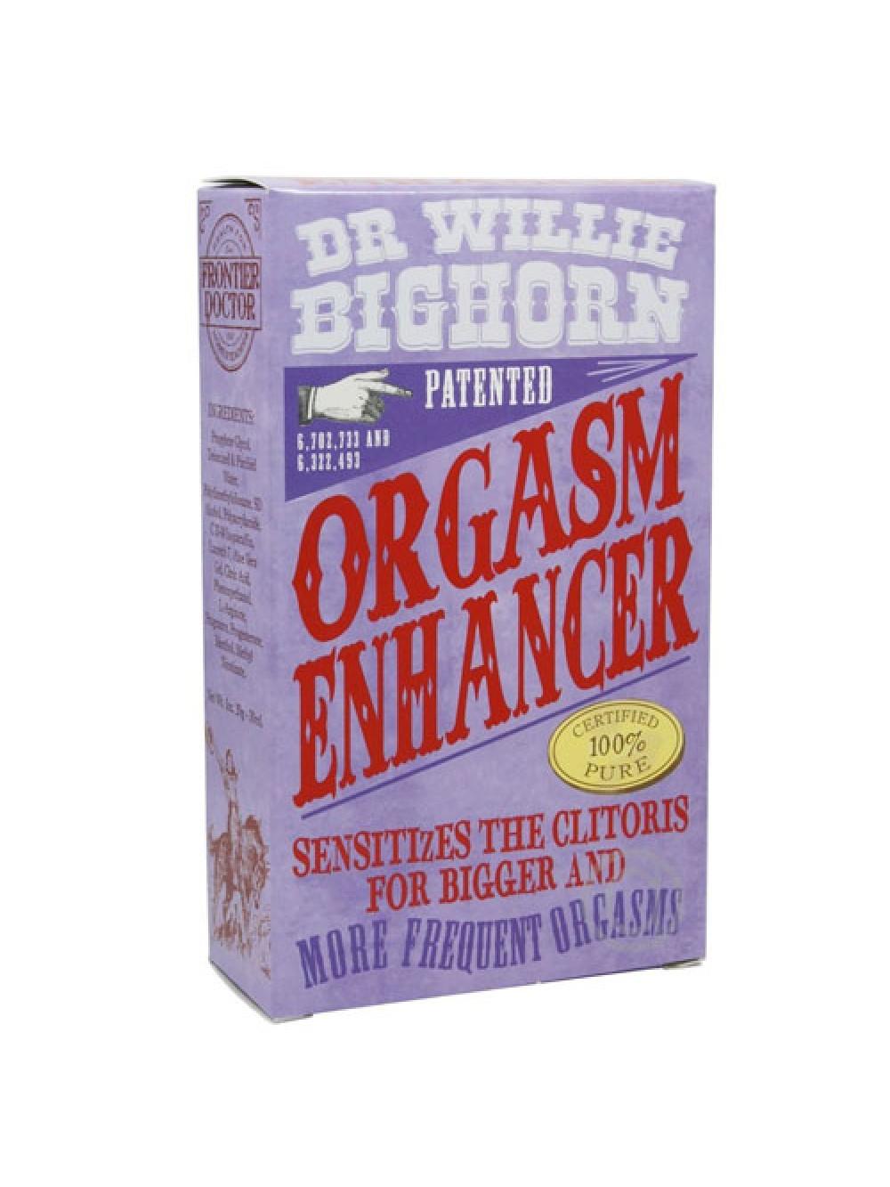Dr Willie Bighorn Orgasm Enhancer For Her