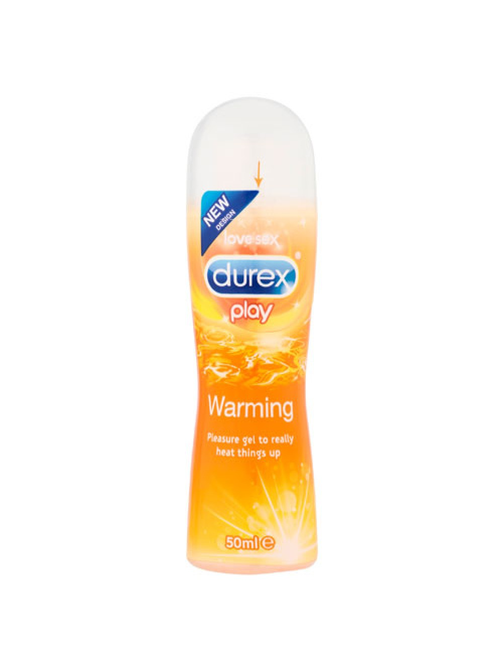 Play Warming 50ml
