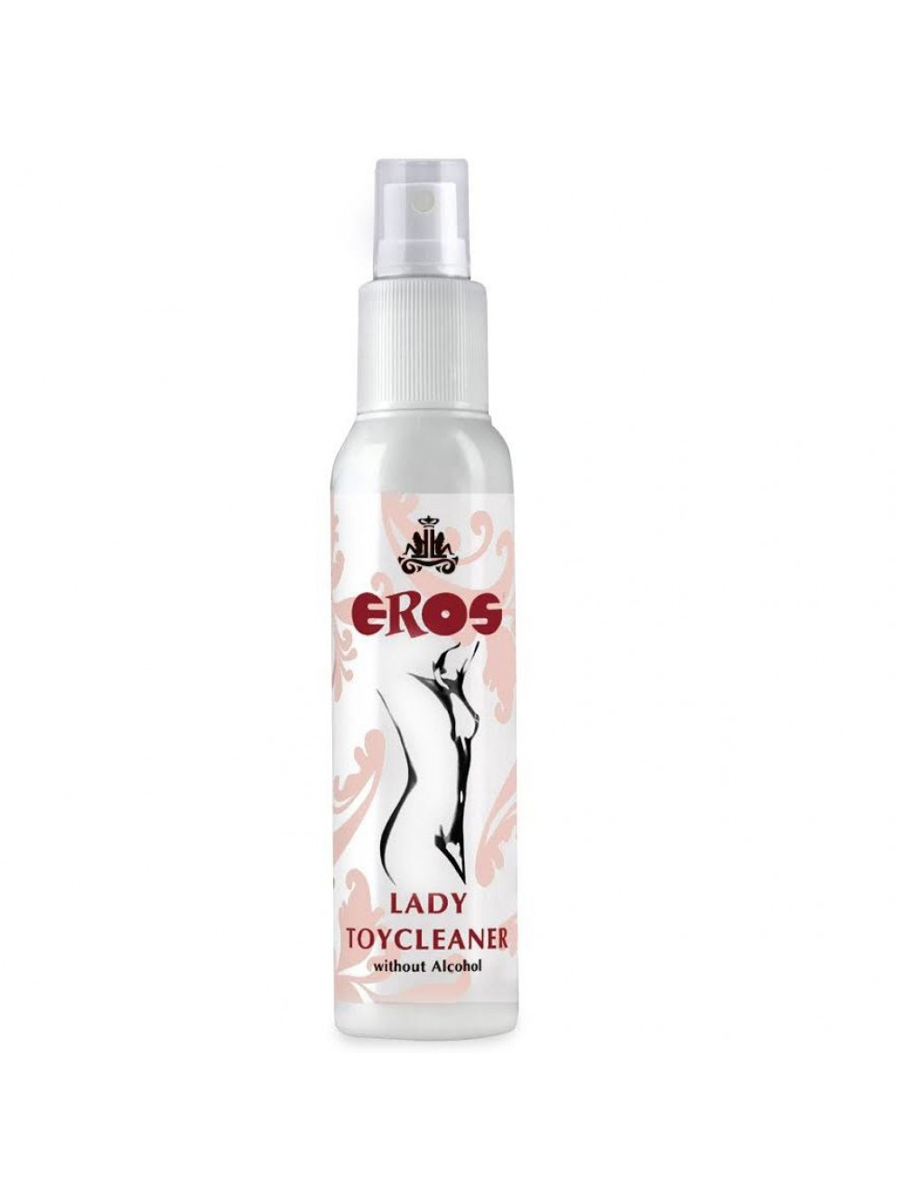 EROS LADY TOYCLEANER WITHOUT ALCOHOL