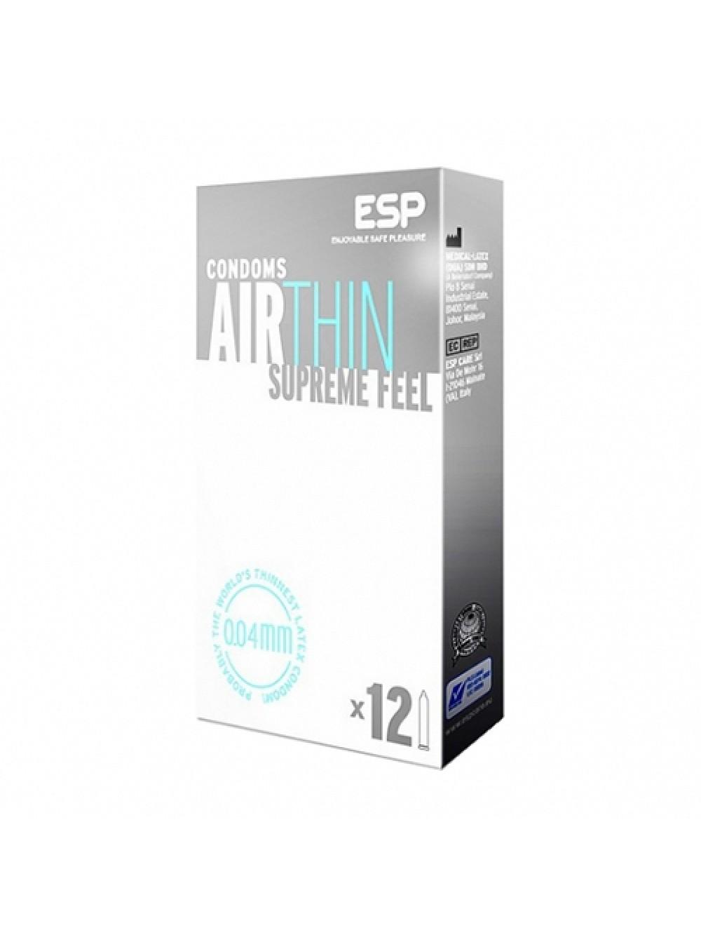 Air Thin 12 p.