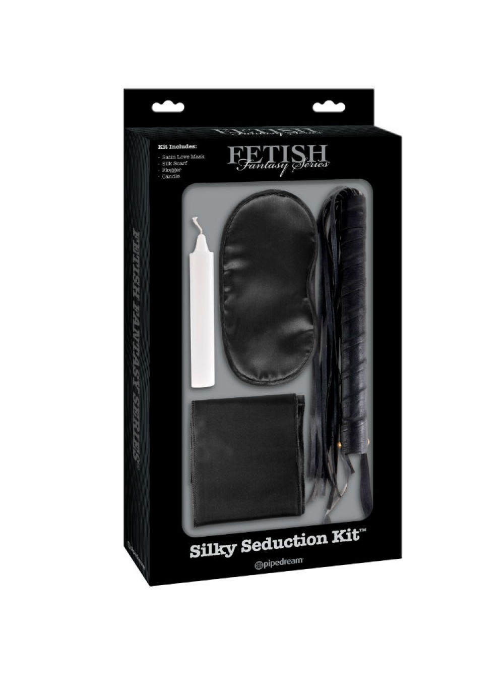 LIMITED EDITION SILKY SEDUCTION KIT