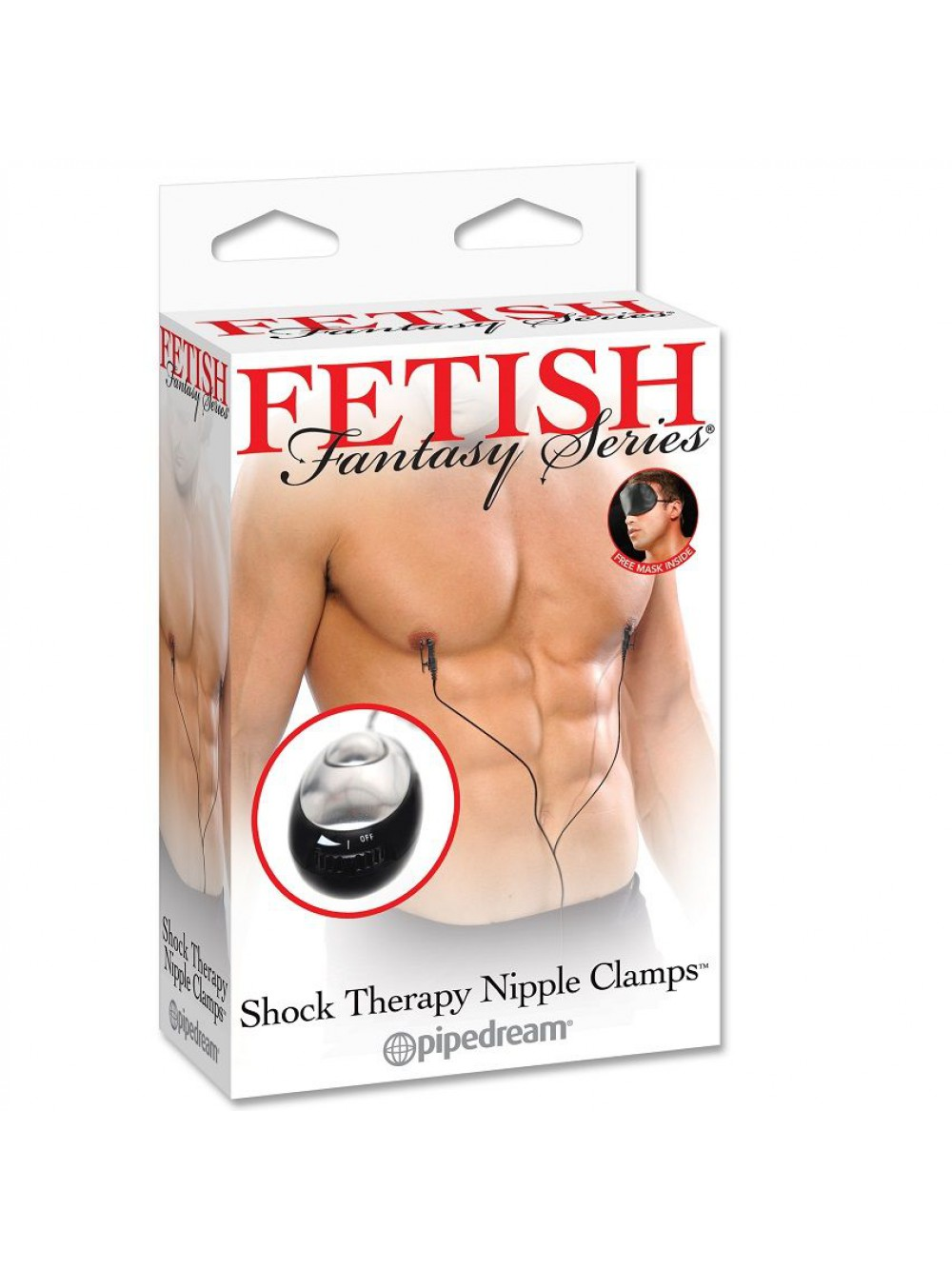 SHOCK THERAPY NIPPLE CLAMPS.