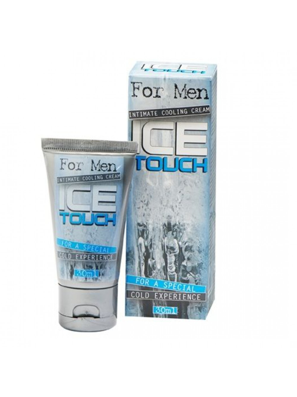 ICE TOUCH INTIMATE COOLING CREAM FOR MEN