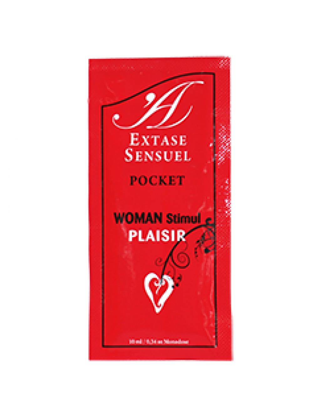 EXTASE SENSUEL WOMAN STIMUL PLAISIR POCKET