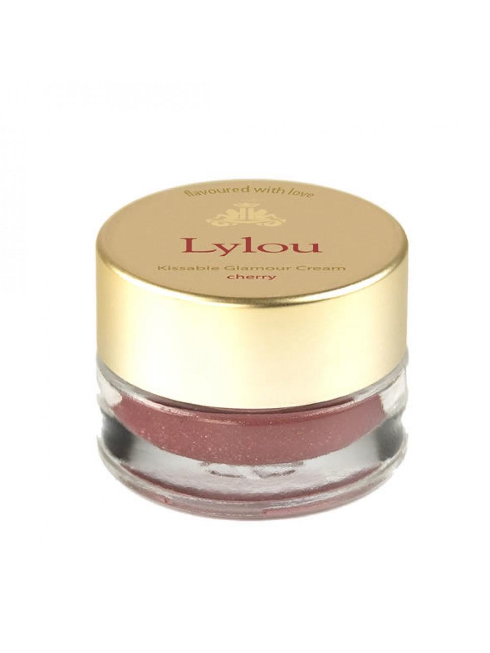 LYLOU KISSABLE GLAMOUR CREAM CHERRY 7ML