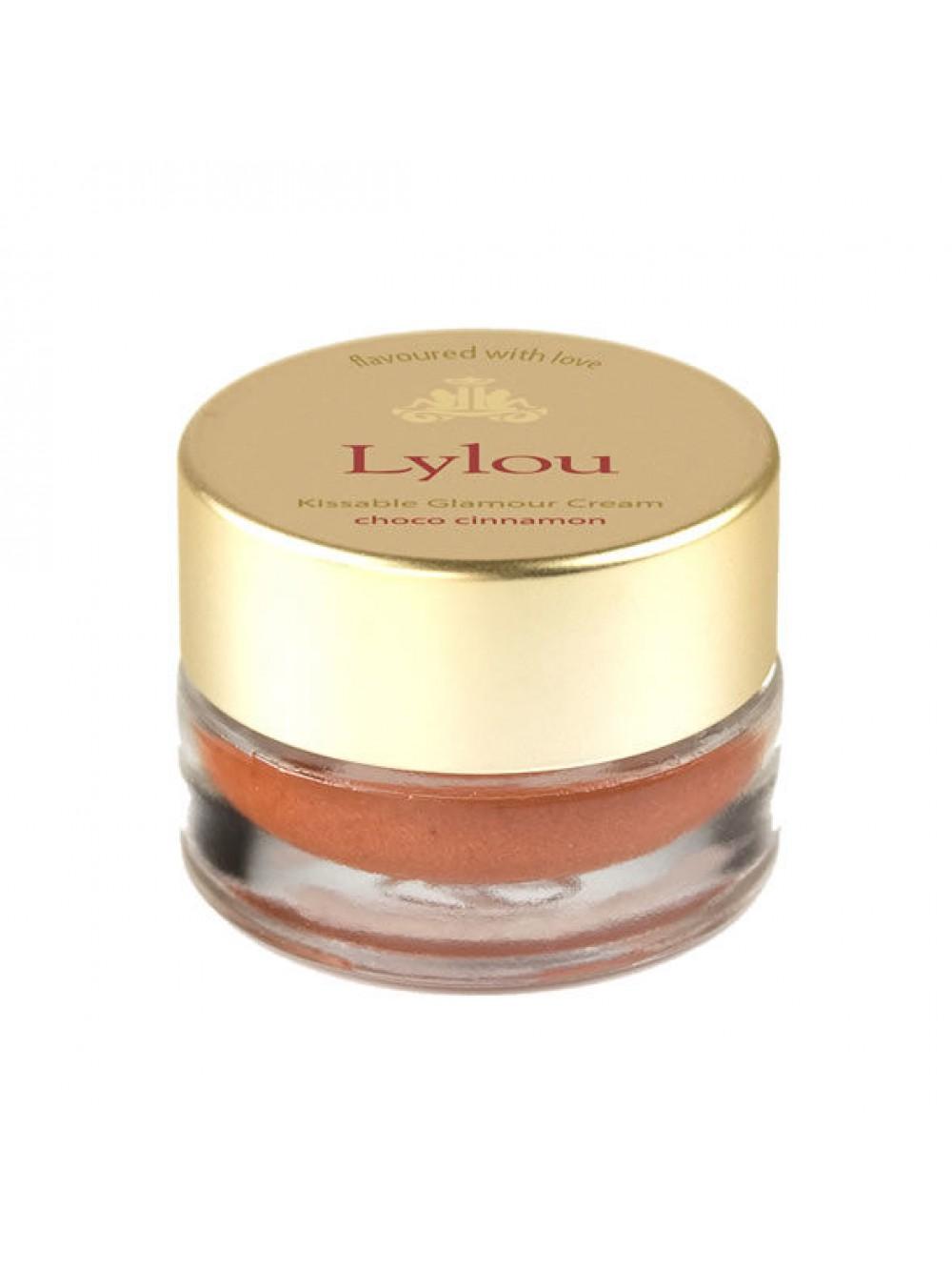 LYLOU KISSABLE GLAMOUR CREAM CHOCO CINNAMON 7ML