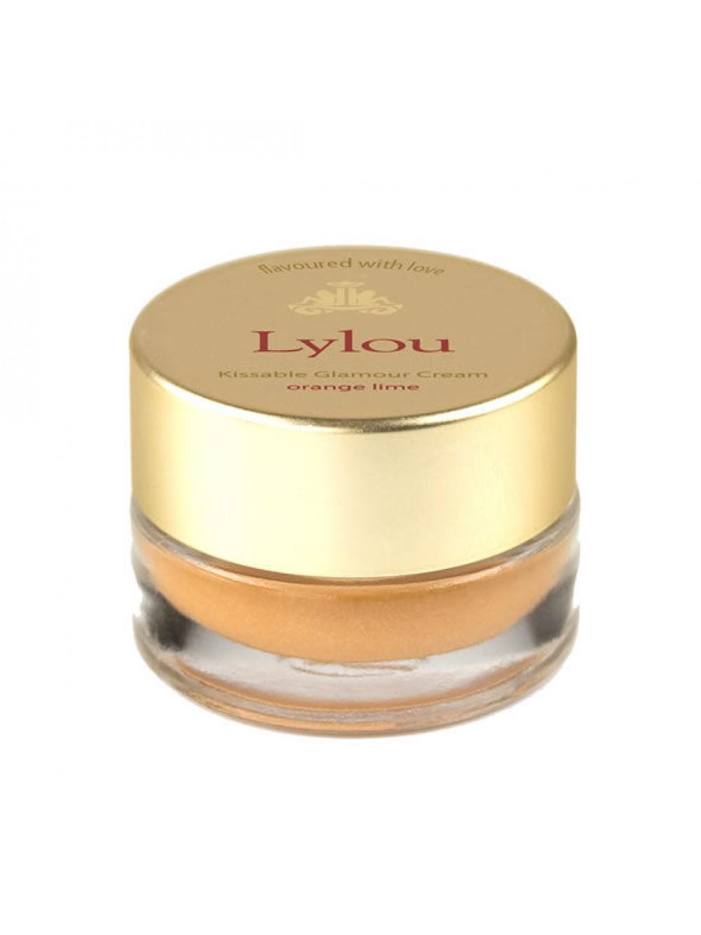 LYLOU KISSABLE GLAMOUR CREAM ORANGE LIME 50ML