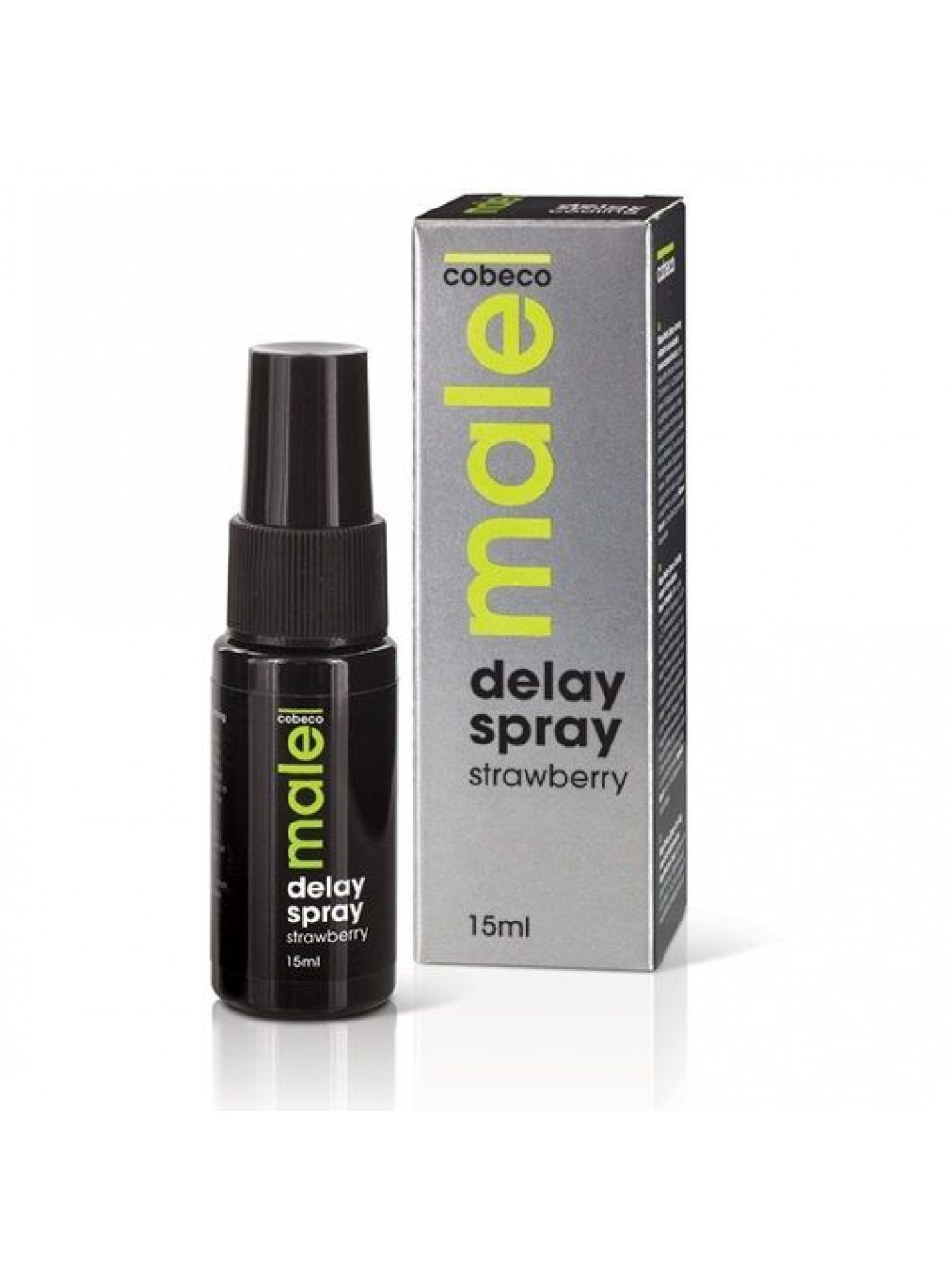 MALE COBECO STRAWBERRY  DELAY SPRAY 15 ML