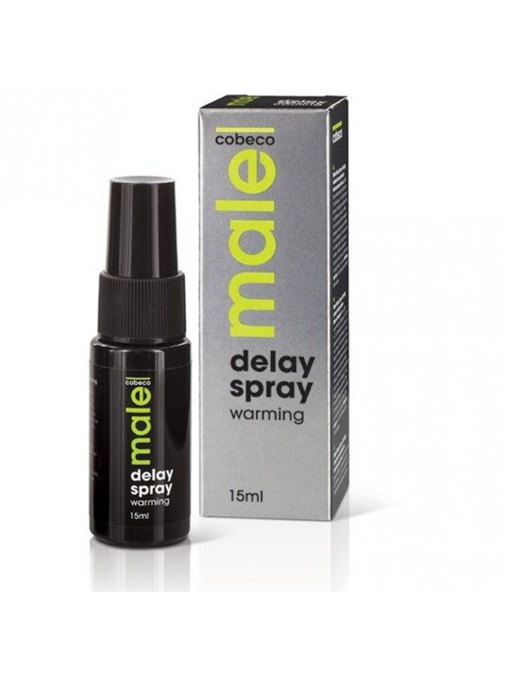 MALE COBECO WARMING DELAY SPRAY 15 ML
