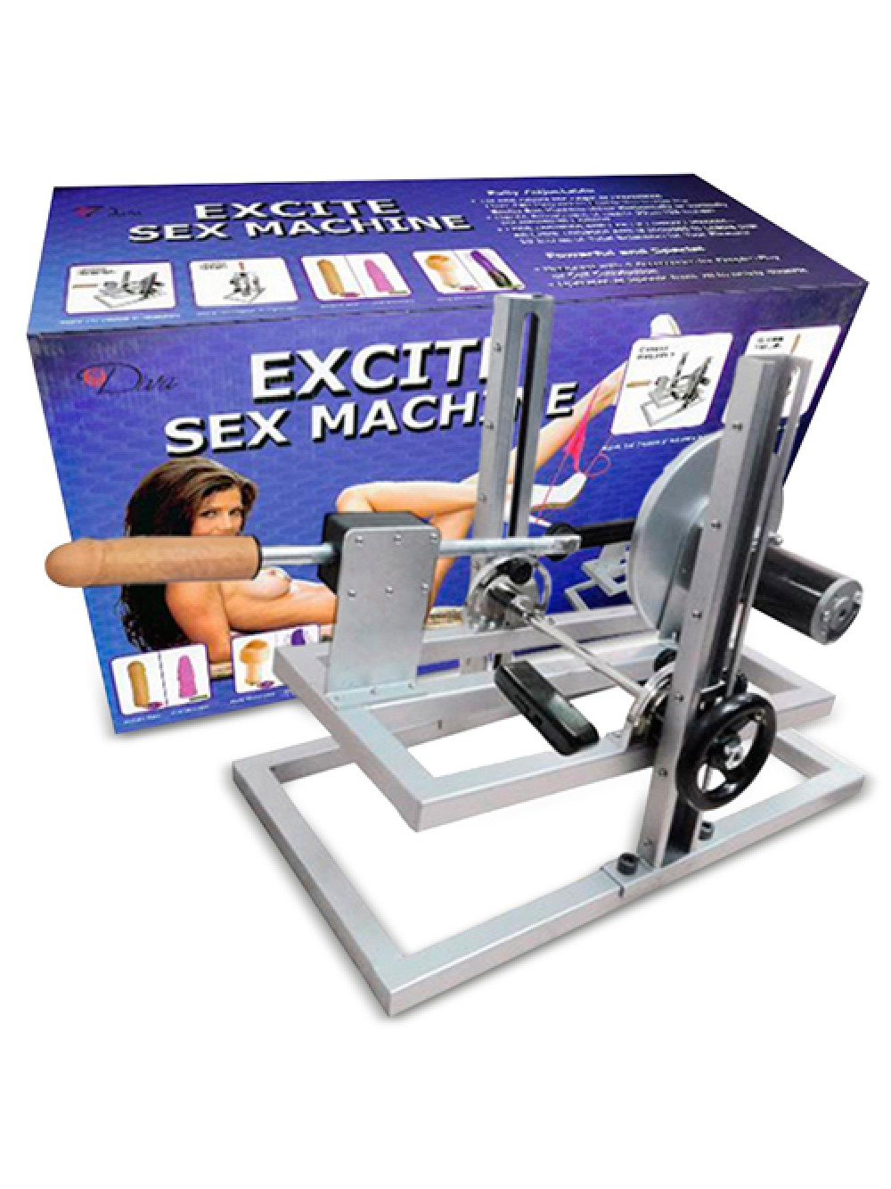 DIVA EXCITE SEX MACHINE
