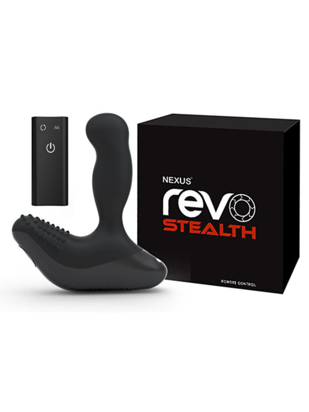 Nexus Revo Stealth - Prostatevibrator