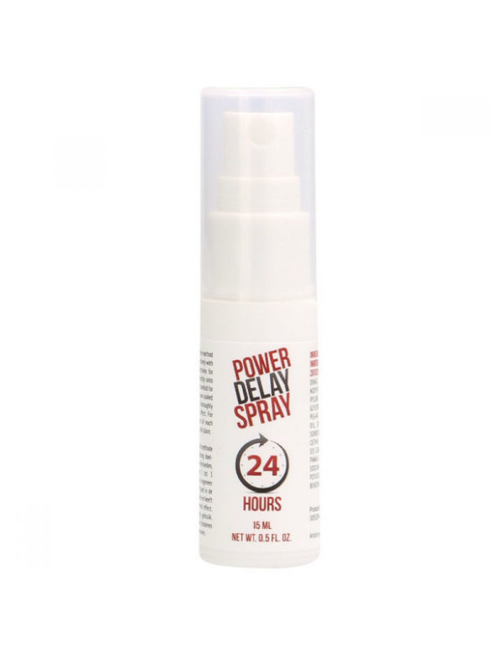 PHARMQUESTS POWER DELAY SPRAY 24H 15ML