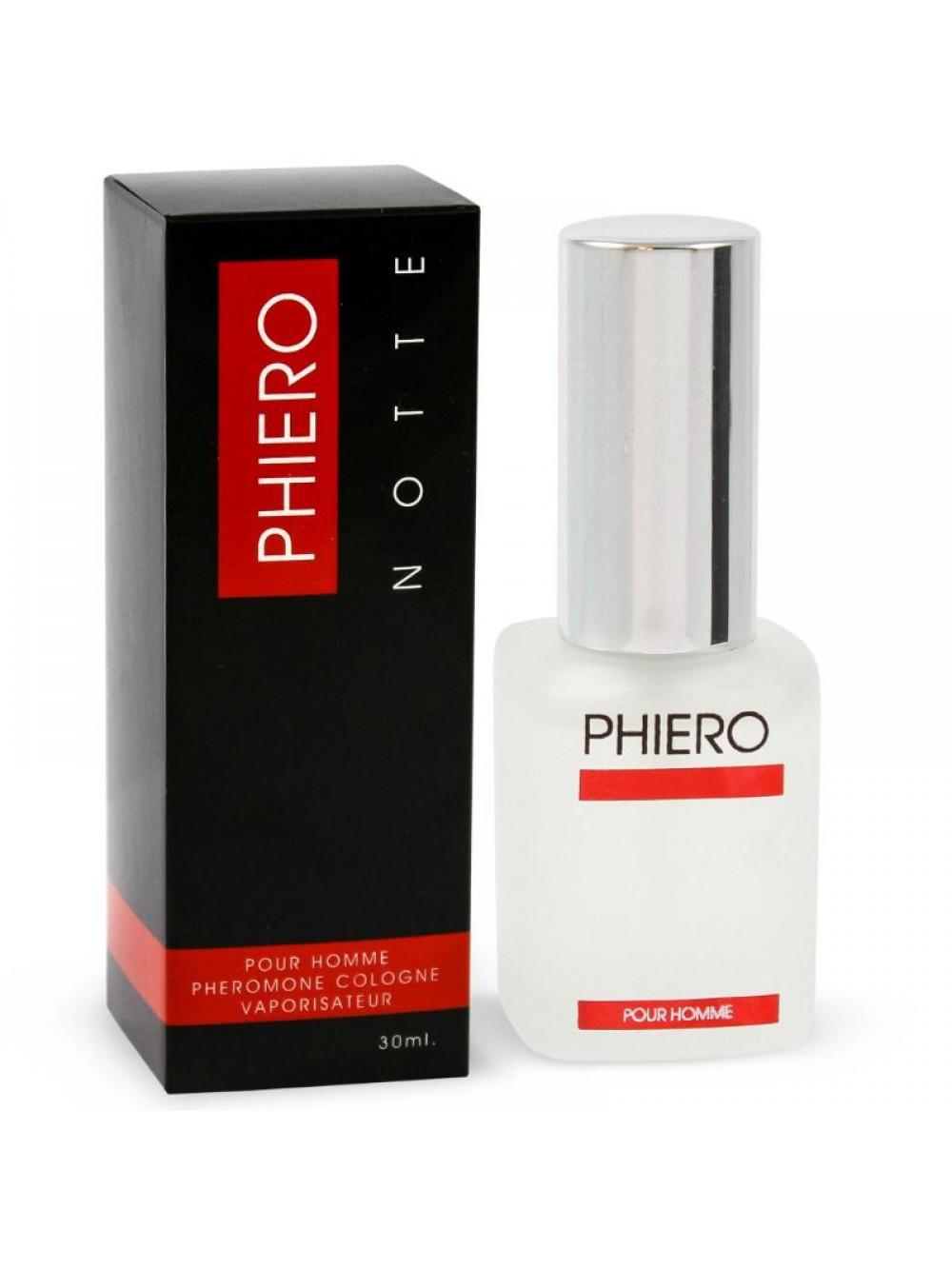 PHIERO NOTTE PERFUME WITH PHEROMONES FOR MEN