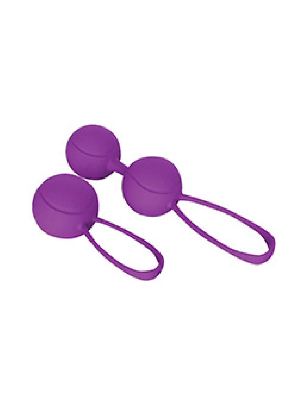 PLEASURE KEGEL BALLS SET PURPLE