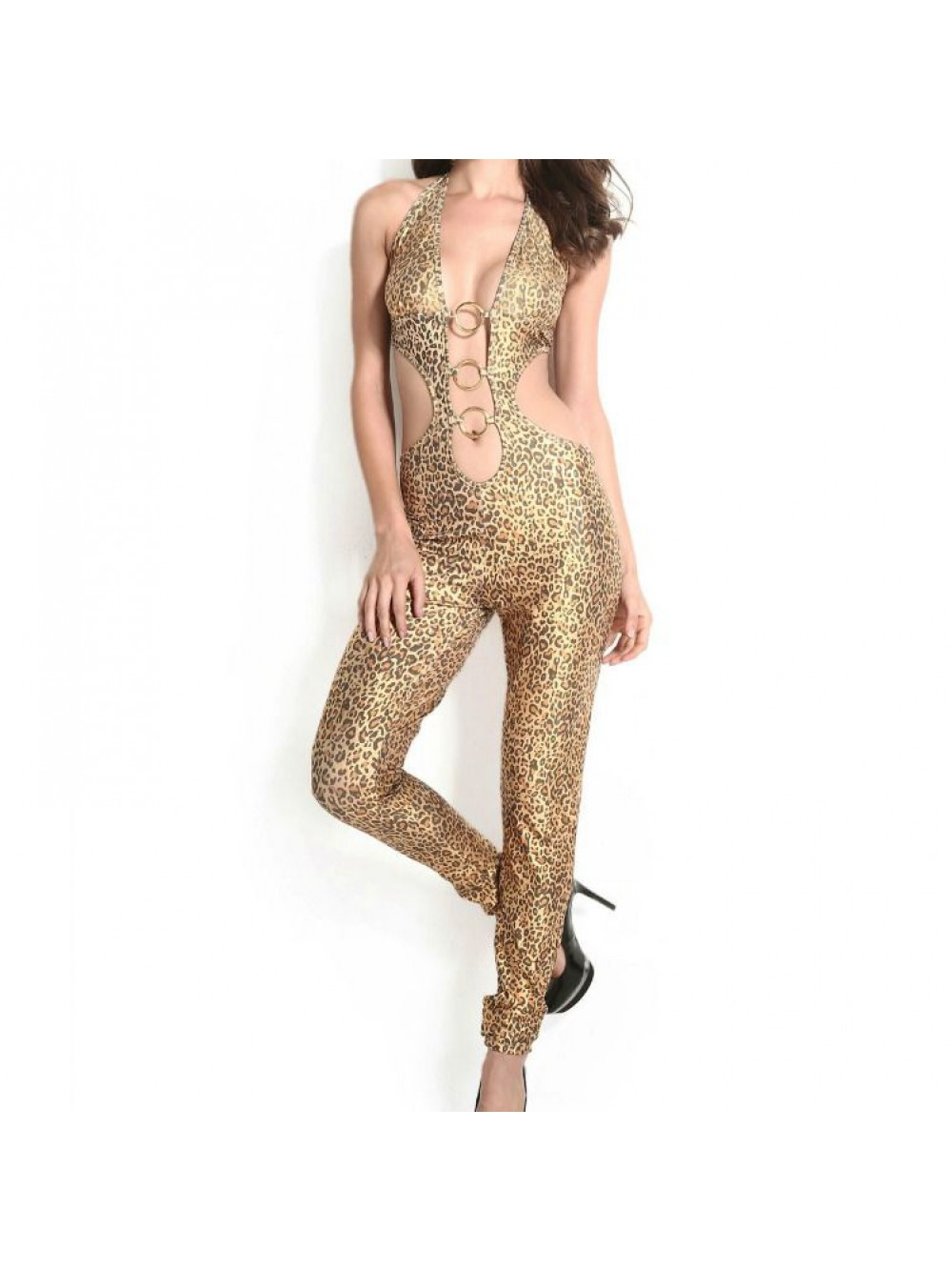 QUEEN CUSTOME LEOPARD SEXY