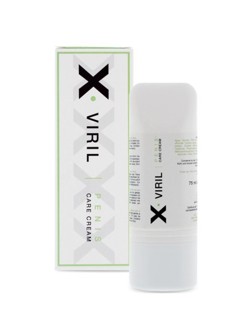 X-VIRIL PENIS CARE CREAM FOR MAN 75ML