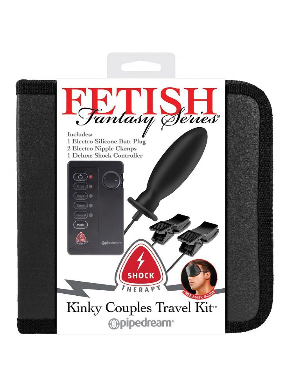 SHOCK THERAPY KINKY COUPLES KIT