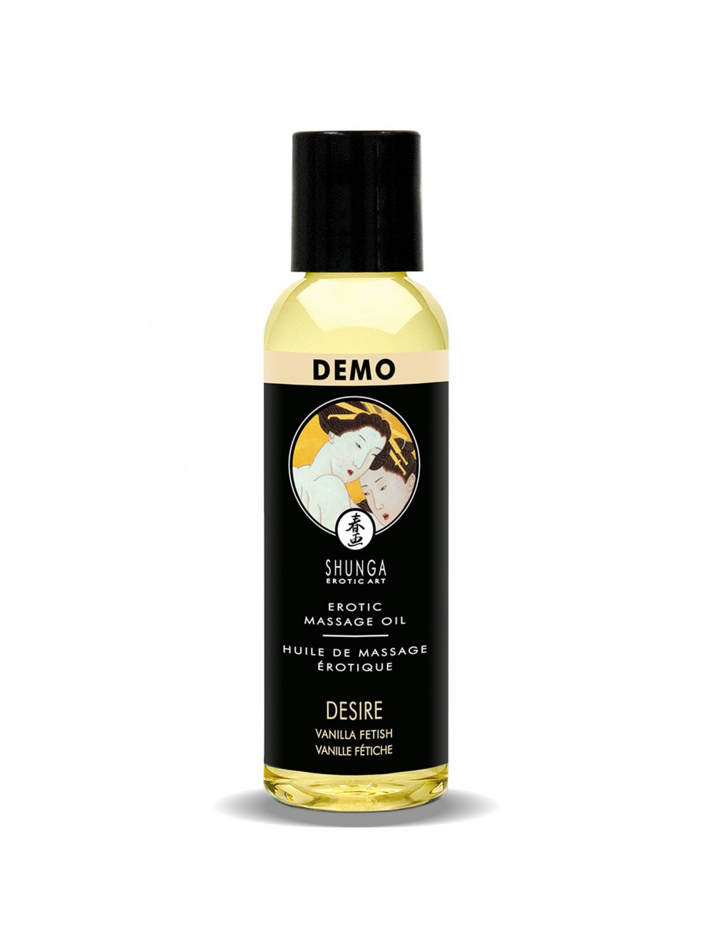 SHUNGA MASSAGE OIL DESIRE VANILLA 60ML