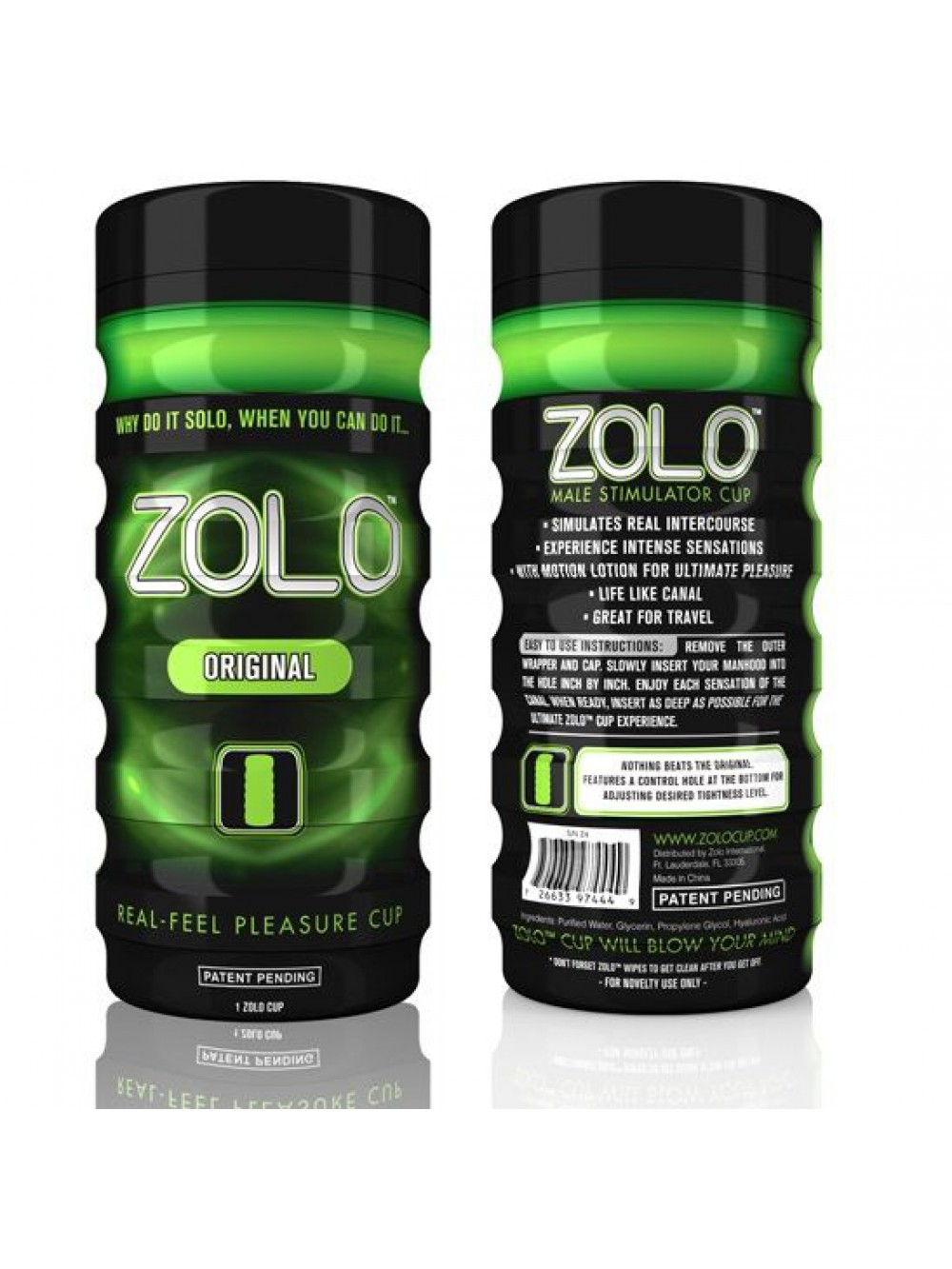 Original Zolo Cup