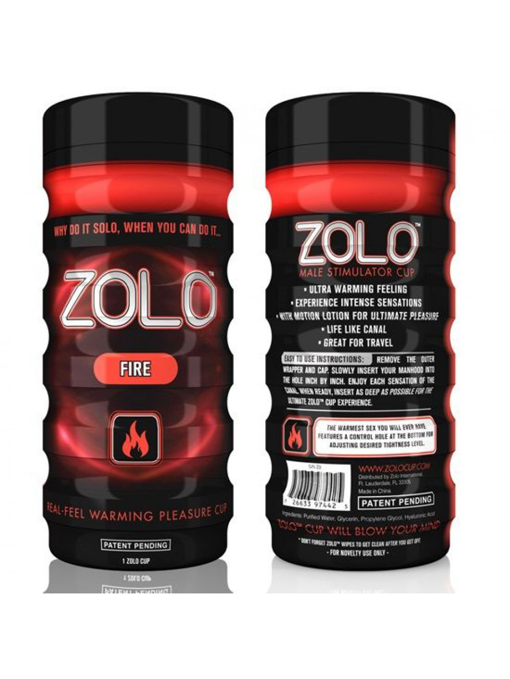 ZOLO FIRE CUP