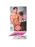 Bachelorette Party Favors Pin The Macho On The Man 603912123166