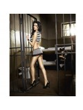 CAPTIVE TOP MINISKIRT CUFFS W/CHN SM 4890808123805 photo