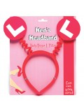 Hens L Plates Headband 5022052023252
