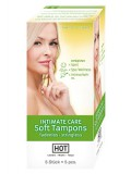 HOT INTIMATE CARE SOFT TAMPONS 5 PC 4042342003611
