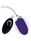 INTENSE FLIPPY II  VIBRATING EGG WITH REMOTE CONTROL PURPLE 8425402155431 toy