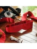 LELO INTIMA SILK BLINDFOLD RED 7350022271340 image