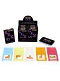 NAIPES DE SEXO GAY, GAY CARDS GAME 825156102343 toy