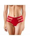 OUCH! BOW SEXY VIBRATING PANTY-RED 8714273301444